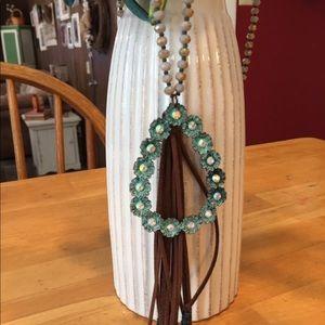 Boutique long necklace